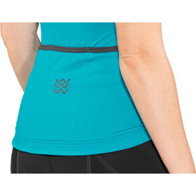 Northwave Muse Sleeveless Jersey Dame blue surfer